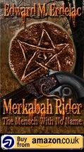 Merkabah Rider The Mensch With No Name Amazon Uk
