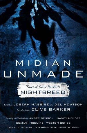 Midian Unmade Joseph Nassise Del Howison Poster