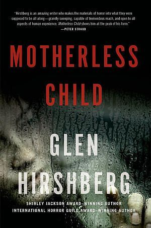 Motherless Child Glen Hirshberg Poster