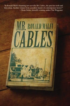 mr cables ronald malfi poster large