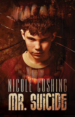 Mr Suicide Nicole Cushing Poster