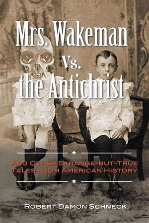 Mrs Wakeman Vs The Antichrist Poster