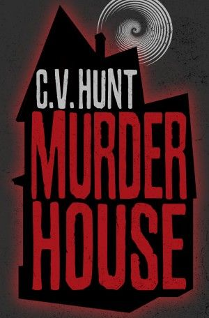 Murder House C V Hunt Poster Large