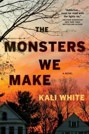 the monsters we make kali white poster large