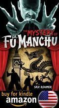 The Mystery Of Dr Fu Manchu Kindle Amazon Us