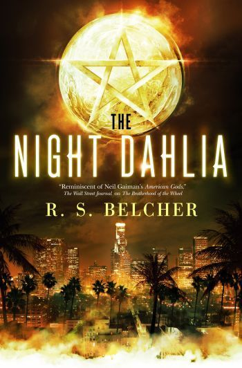 The Night Dahlia Rs Belcher Poster