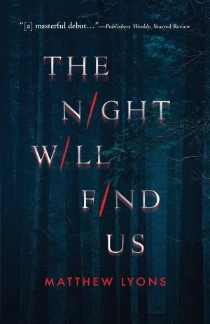 The Night Will Find Us Matthew Lyons Poster Large