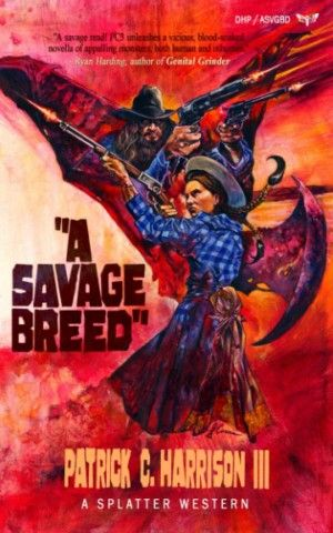 a savage breed patrick c harrison iii poster large
