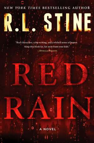 Red Rain R L Stine Large