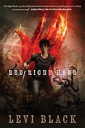 Red Right Hand Levi Black Cover