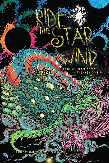 Ride The Star Wind Scott Gable C Dombrowski Poster