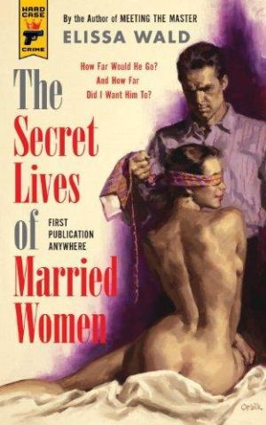 Secret Lives Of Married Women Elissa Wald Poster