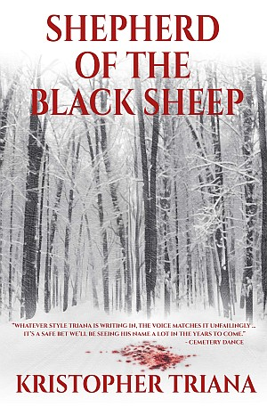 Shepherd Of The Black Sheep Kristopher Triana Poster