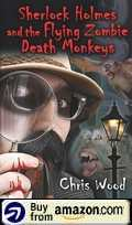 Sherlock Holmes Zombie Death Monkeys Amazon