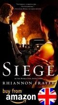 Siege As The World Dies Book Three Amazon Uk