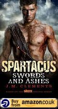 Spartacus Swords And Ashes Amazon Uk