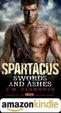 Spartacus Swords And Ashes Kindle Amazon Us