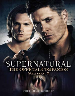 Supernatural Official Companion Season 7 01