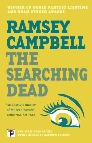 The Searching Dead Ramsey Campbell Poster Large