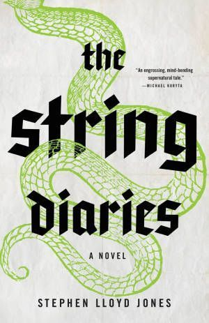 The String Diaries Stephen Lloyd Jones Poster