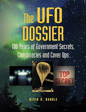 The Ufo Dossier Kevin Randle Poster