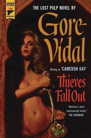 Thieves Fall Out Gore Vidal Poster