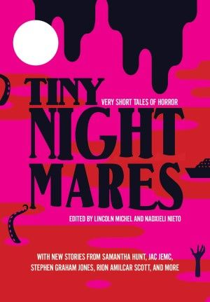 Tiny Nightmares Very Short Tales Of Horror Poster Large