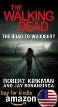The Walking Dead The Road To Woodbury Amazon Us Kindle