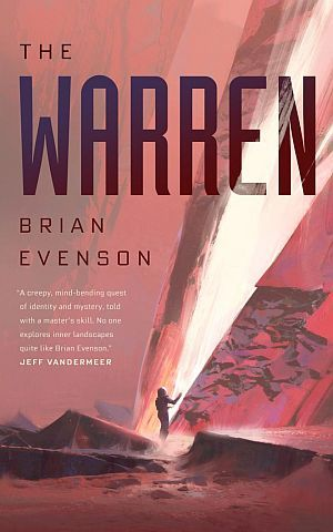 The Warren Brian Evenson Poster