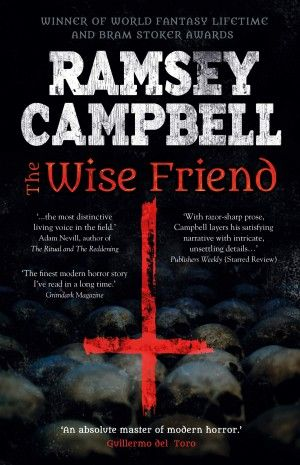 The Wise Friend Ramsey Campbell Poster Large