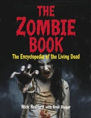 The Zombie Book Nick Redfern Brad Steiger Large