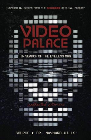 Video Palace In Search Of The Eyeless Man Maynard Wills Poster Large