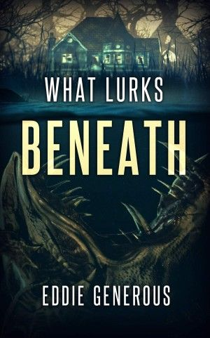 what lurks beneath eddie generous poster large