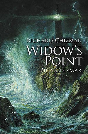 Widows Point Richard Billy Chizmar Poster