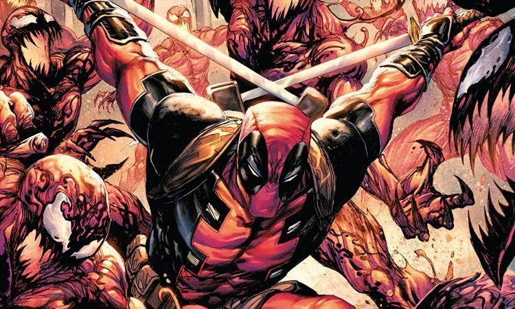 Absolute Carnage Vs Deadpool 1 Main