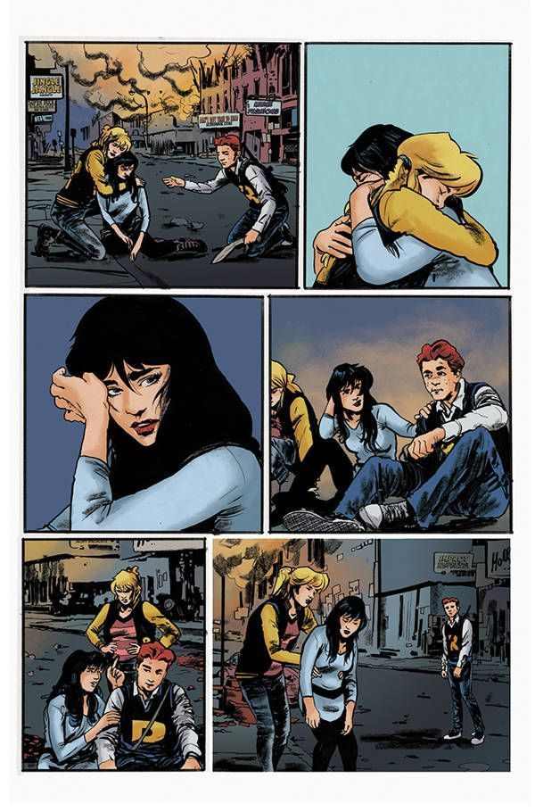 Archie Vs Predator Ii 1 01