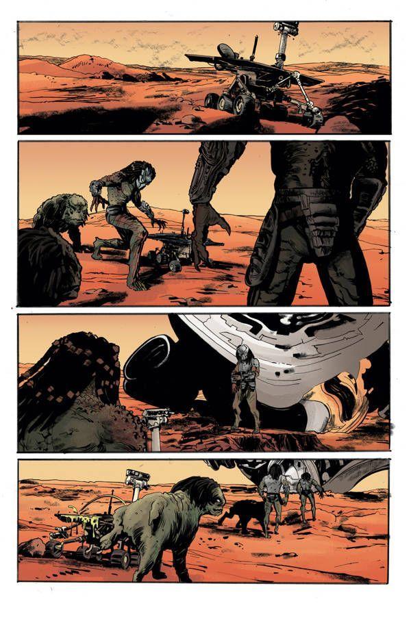 Archie Vs Predator Ii 1 05