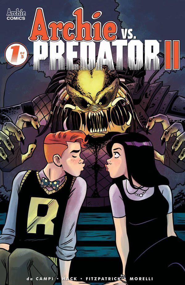Archie Vs Predator Ii 1 07