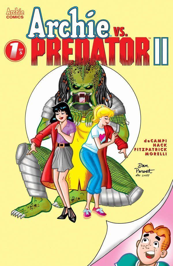 Archie Vs Predator Ii 1 09