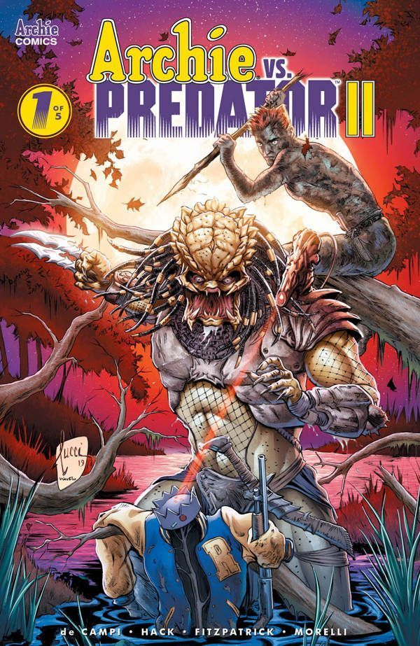 Archie Vs Predator Ii 1 10