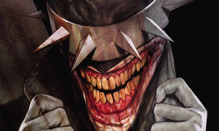 Batman Who Laughs 2 Main