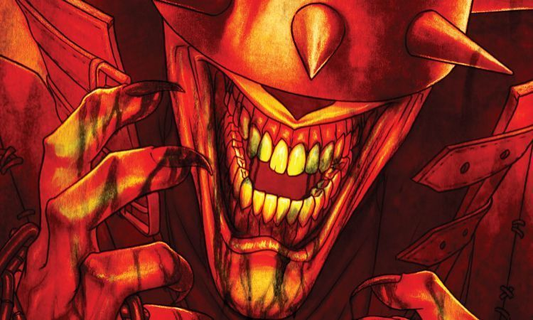 Batman Who Laughs 6 Main