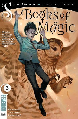 Books Of Magic 3 00