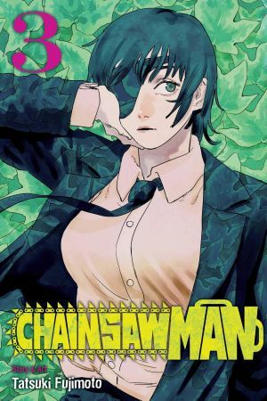 Chainsaw Man Volume 3 Large
