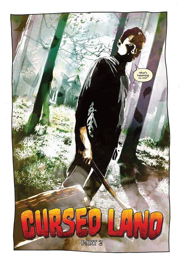 Cursed Land 04