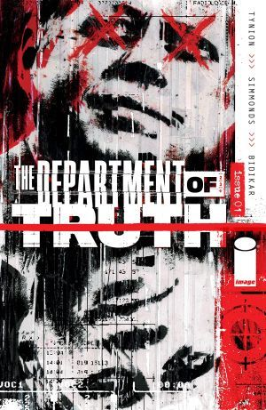 Department Of Truth 1 Large