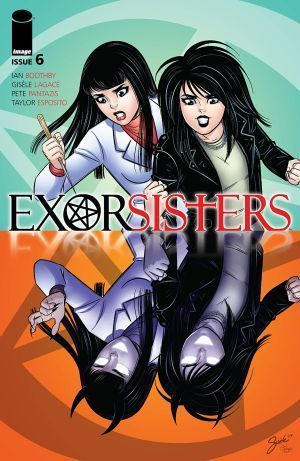 Exorsisters 6 Large