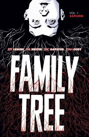 A Biblical Deluge – Jeff Lemire and Phil Hester Talk Family Tree