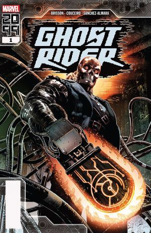 Ghost Rider 2099 Large