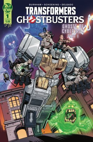 Transformers Ghostbusters 1 00